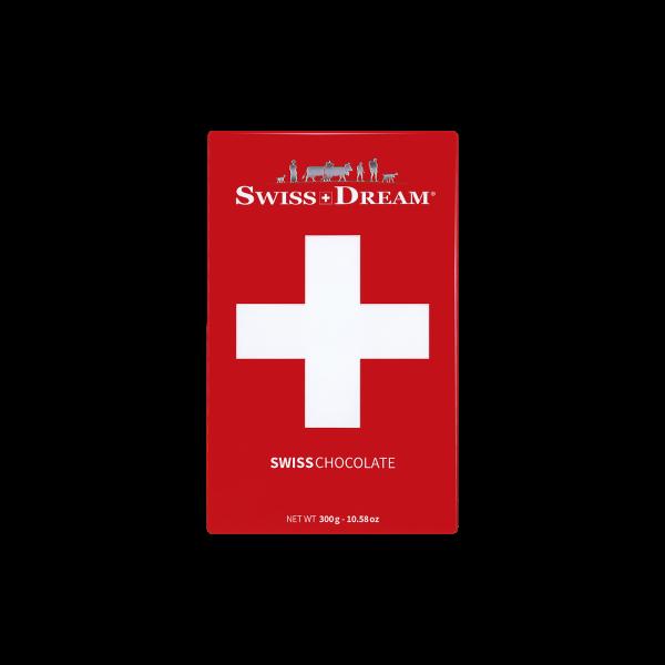 Boîte drapeau Suisse